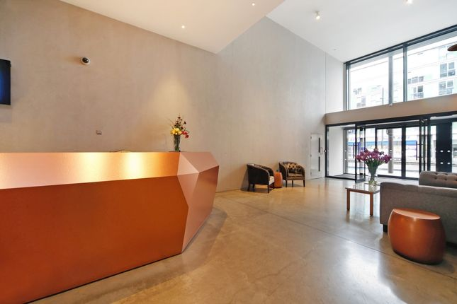 Lobby of High Street, London E15