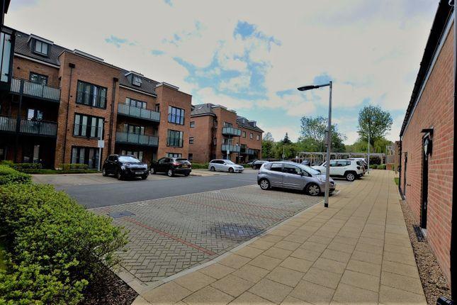 Thumbnail Flat to rent in Maven Court, Sudbury Hill, Harrow