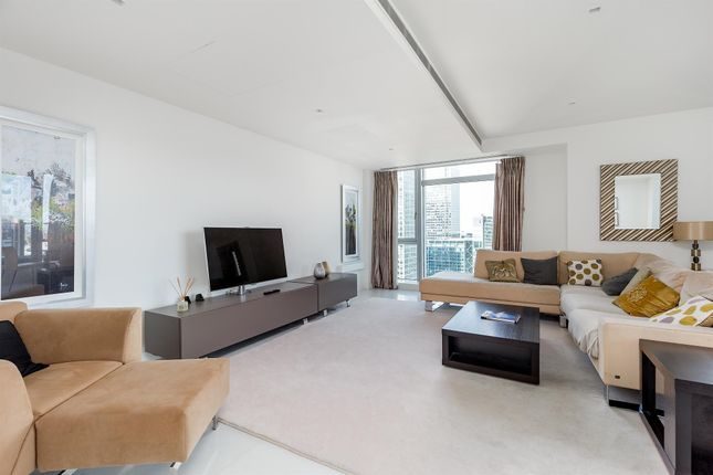 Thumbnail Flat to rent in 1 Pan Peninsula Square, London