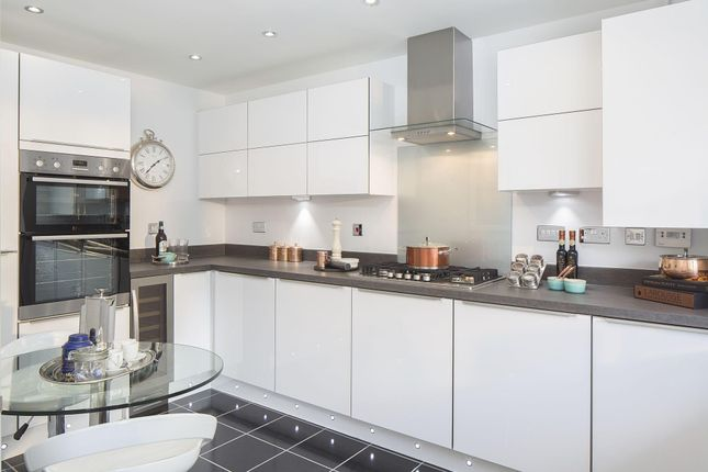 """Thumbnail Detached house for sale in """"Halesowen"""" at Blackthorn Crescent, Brixworth, Northampton"""
