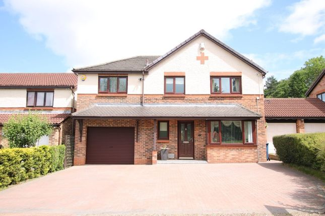 Thumbnail Detached house for sale in Ladywood Park, Mount Pleasant, Houghton Le Spring