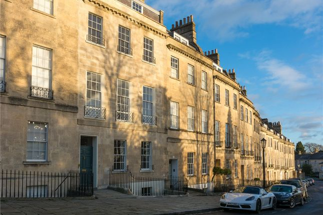 Thumbnail Terraced house to rent in Lansdown Place East, Bath, Somerset