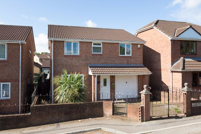 Thumbnail Detached house for sale in Gee Moors, Bristol, Somerset