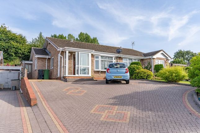 3 bed bungalow for sale in Seymour Road, Wollescote, Stourbridge DY9