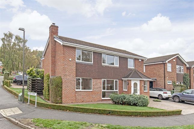 Thumbnail Detached house for sale in Moorland View Road, Walton, Chesterfield