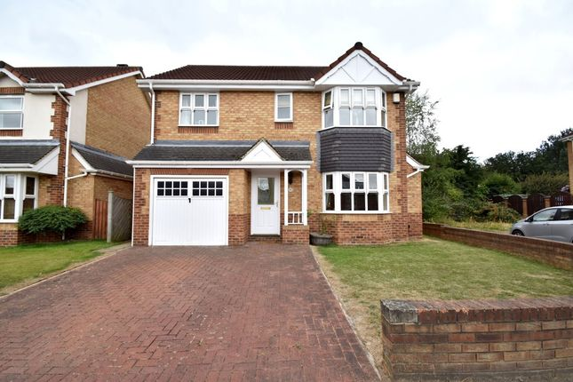 Thumbnail Detached house for sale in Redhill Walk, Castleford