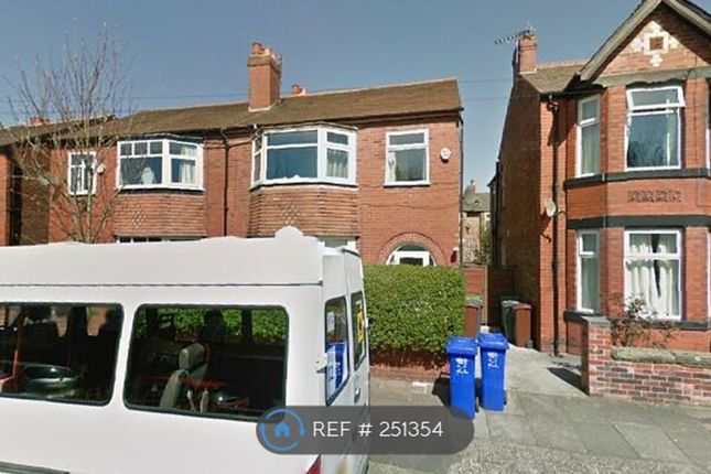 Thumbnail Semi-detached house to rent in Newport Rd, Manchester