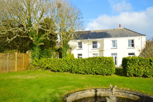 Thumbnail Country house for sale in Ruan High Lanes, Truro
