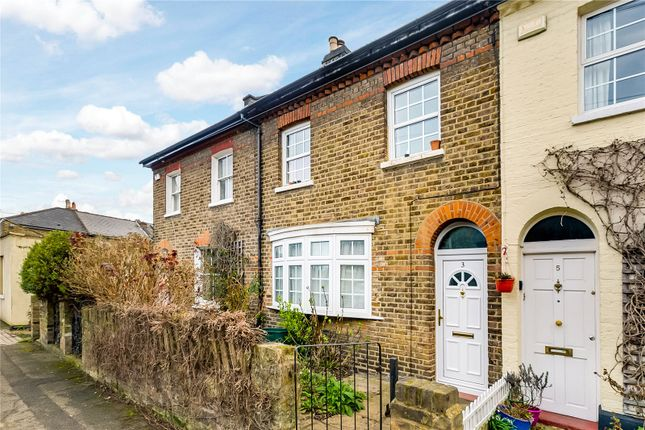 Thumbnail Terraced house for sale in Alexandra Road, Richmond