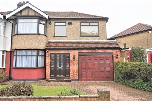 Thumbnail Semi-detached house for sale in Fillebrook Avenue, Enfield