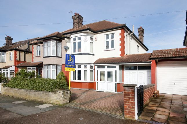 Thumbnail Semi-detached house for sale in Daneby Road, London
