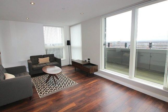 Thumbnail Flat to rent in Regent Road, Manchester