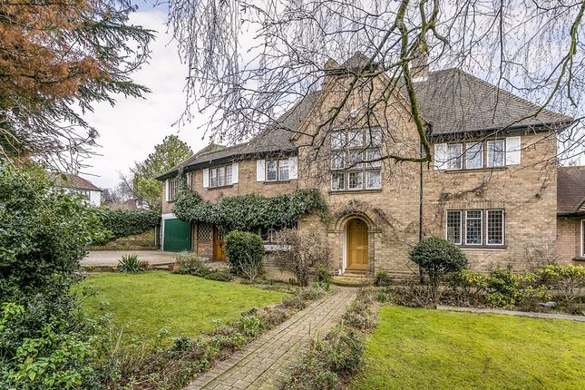 Thumbnail Detached house to rent in Parklands, Chigwell
