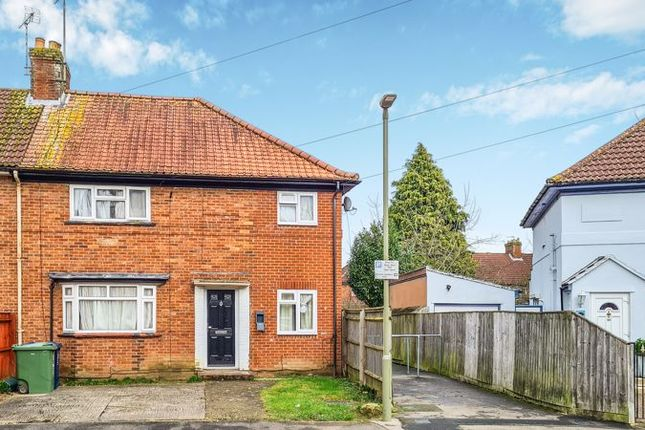 Thumbnail Semi-detached house for sale in Grays Road, Headington, Oxford