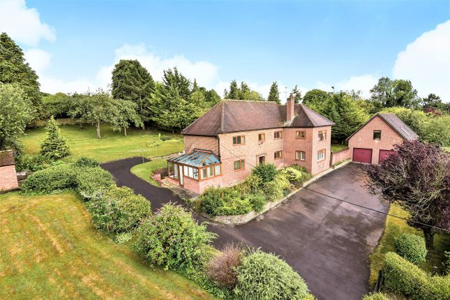 Thumbnail Detached house for sale in Ox Drove, Picket Piece, Andover