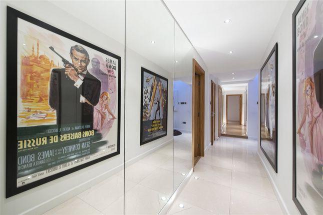 Hallway of Rutland Gate, London SW7