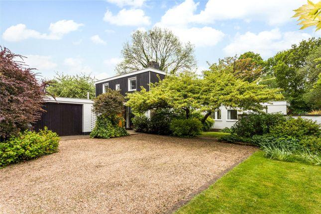 Detached house for sale in Grange Court Road, Harpenden, Hertfordshire