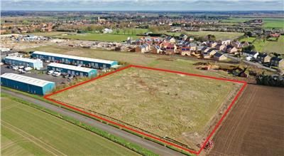 Thumbnail Land for sale in Land Off Hall Barn Road, Isleham, Cambridgeshire