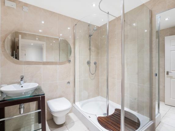 Shower of St. Columba Place, Nelson St, Largs, North Ayrshire KA30