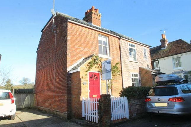 Thumbnail Semi-detached house for sale in Rectory Lane, Barham, Canterbury