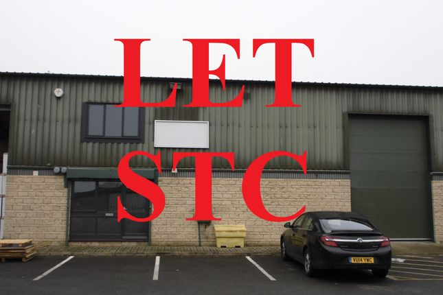 Light industrial to let in 19 Love Lane, Cirencester