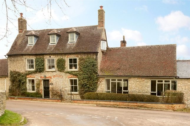 Thumbnail Detached house for sale in Tompkins Lane, Marsh Gibbon, Near Bicester, Oxfordshire