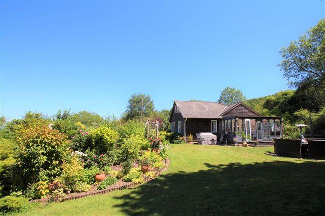 Thumbnail Detached bungalow for sale in Dean Lane, Meopham, Gravesend
