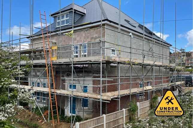 Thumbnail Flat for sale in Victoria Avenue, Swanage