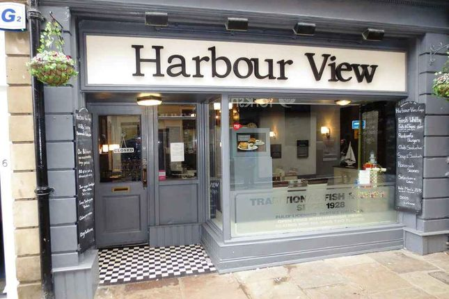 Thumbnail Restaurant/cafe to let in Baxtergate, Whitby