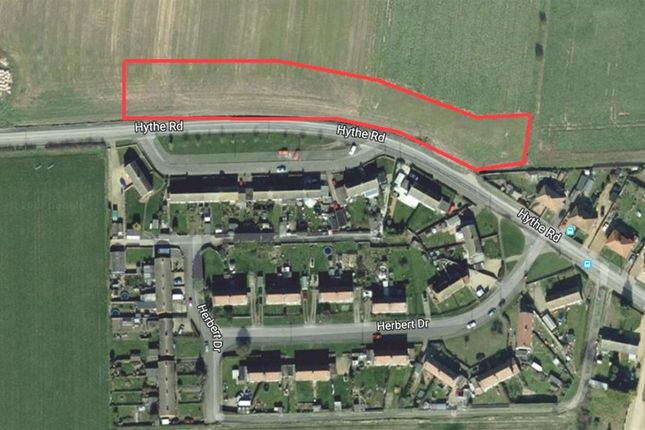 Thumbnail Land for sale in Hythe Road, Methwold, Thetford