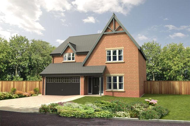 Detached house for sale in Medburn, Newcastle Upon Tyne