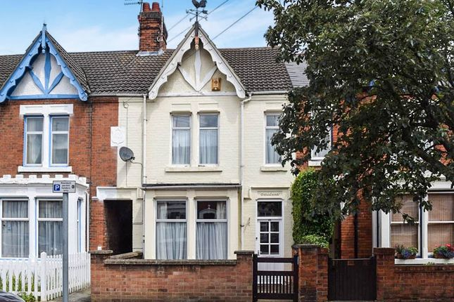 4 bed terraced house for sale in The Pantiles, All Saints Road, Peterborough