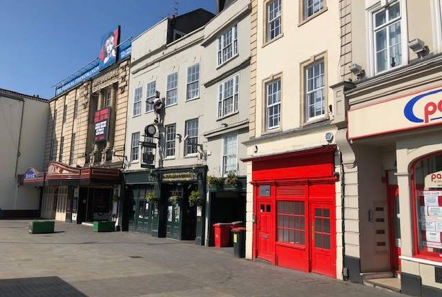 Retail premises to let in St. Augustines Parade, Bristol