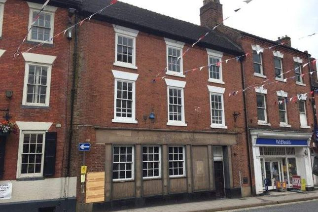 Thumbnail Retail premises for sale in 6 St John Street, St John Street, Ashbourne, Derbyshire