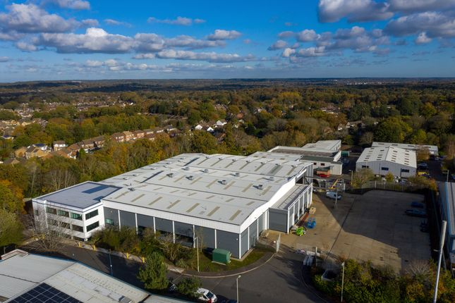 Thumbnail Industrial to let in Wilkinson House, Blackbushe Business Park, Yateley