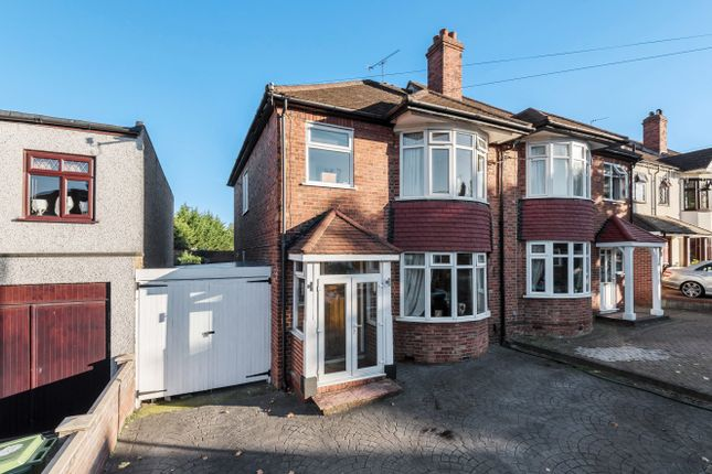 Thumbnail Semi-detached house for sale in Montbelle Road, London