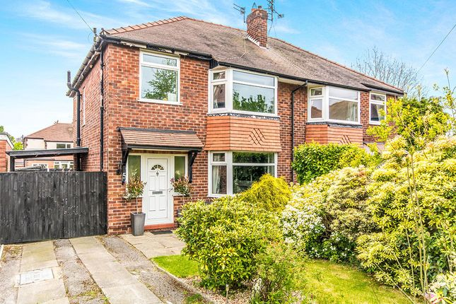 Thumbnail Semi-detached house for sale in Marina Close, Handforth, Wilmslow