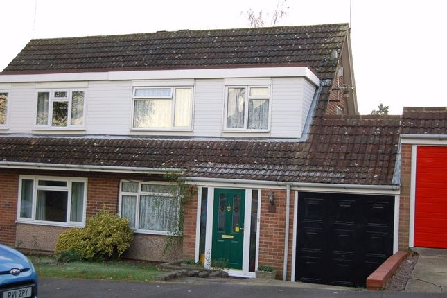 Thumbnail Semi-detached house for sale in Higgs Lane, Bagshot