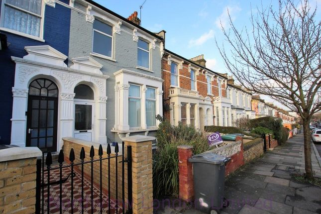 Thumbnail Terraced house to rent in Lothair Road North, Finsbury Park