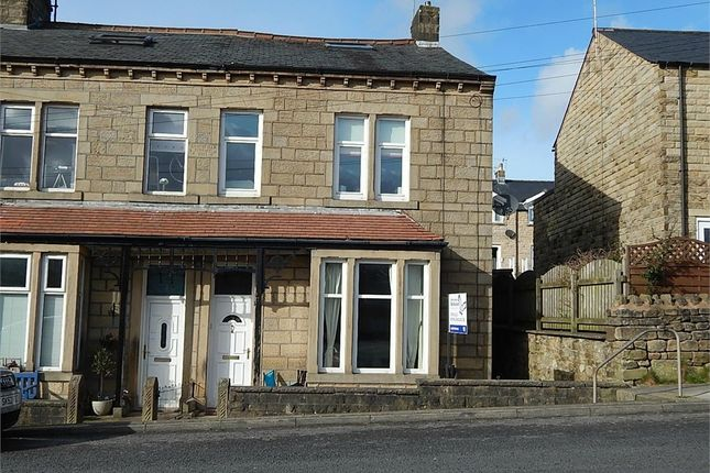 Thumbnail End terrace house for sale in Southfield Terrace, Laneshawbridge, Lancashire