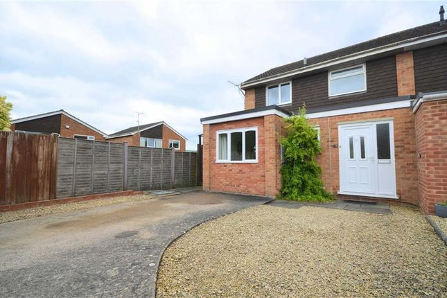 3 bed semi-detached house for sale in Golden Miller Road, Cheltenham, Gloucestershire
