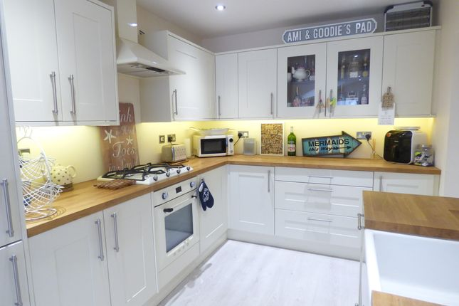 Thumbnail Maisonette to rent in Saxonhurst Road, Bournemouth