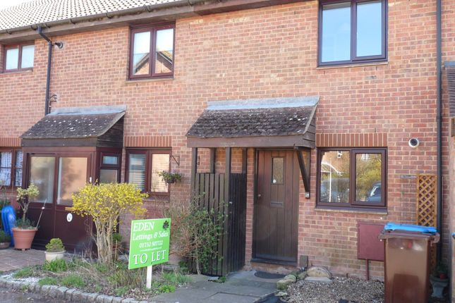Thumbnail Terraced house to rent in Barnfield Way, Hurst Green, Oxted