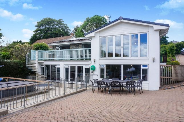 Thumbnail Detached house for sale in Boxwell Park, Bodmin