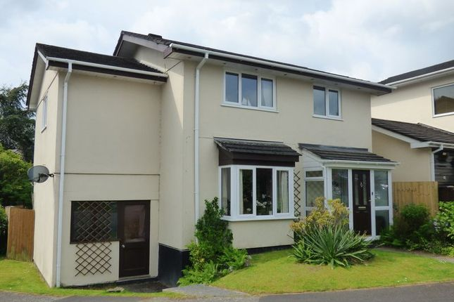 Thumbnail Detached house for sale in Pine View, Gunnislake