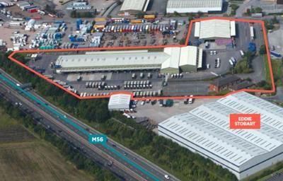 Thumbnail Light industrial for sale in Lyncastle Road, Appleton, Warrington, Cheshire