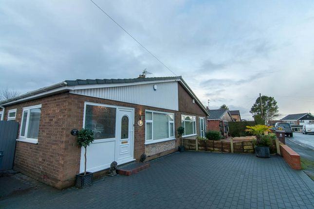 Thumbnail Bungalow for sale in Denbigh Drive, Shaw, Oldham