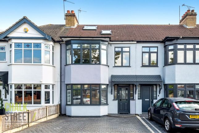 Thumbnail Terraced house for sale in Cecil Avenue, Hornchurch