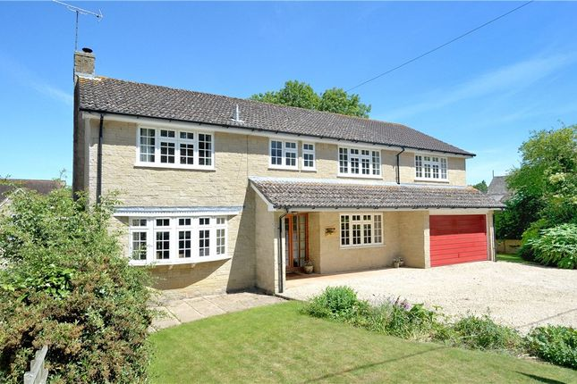 Thumbnail Detached house for sale in Stourton Caundle, Sturminster Newton