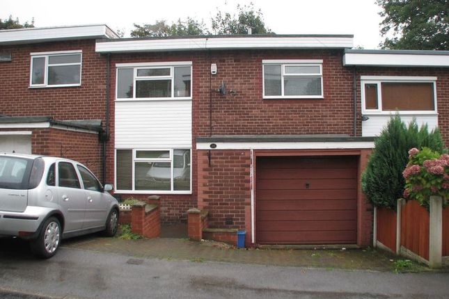 Thumbnail Town house to rent in Park Close, Swinton, Mexborough